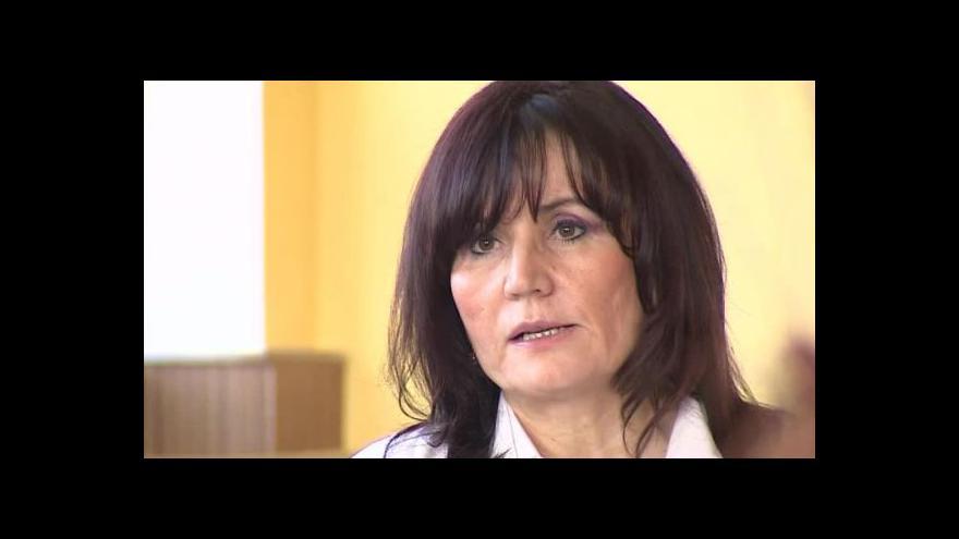 Video O rozdílu mezi anorexií u mužů a u žen hovoří Miroslava Navrátilová