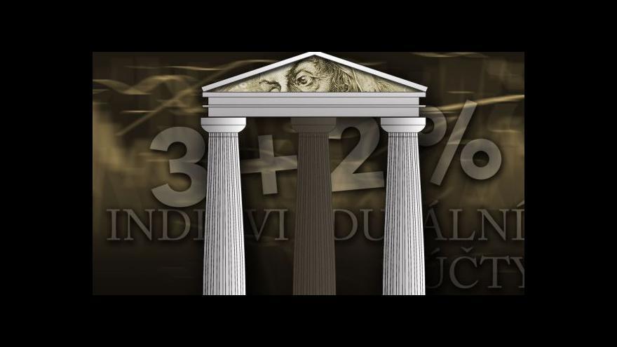Video Události k druhému pilíři a penzím