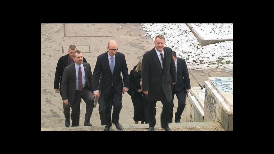 Video Čtyři dny po výměně ministrů jsou na řadě náměstci