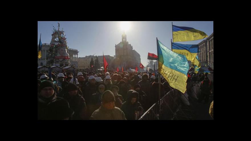 Video Pazderka: Opozice je připravena vytvořit přechodnou vládu