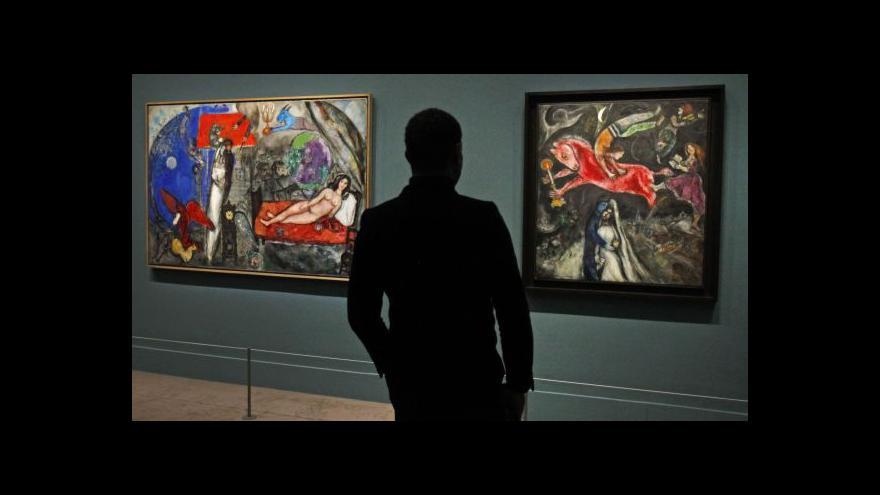 Video Běloruské osudy Marka Chagalla