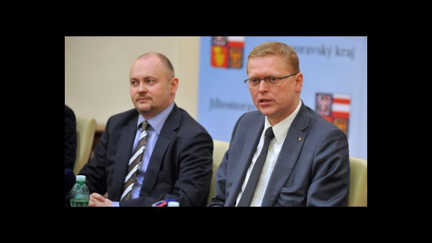 Video Bělobrádek: ČR by mohla z EU dostat na vědu až sto miliard korun