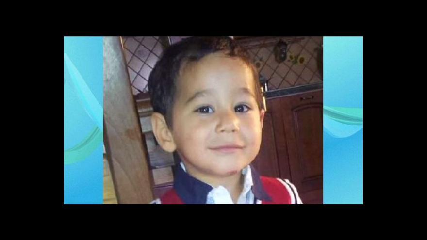 Video Tříletého chlapečka zabila nejspíš italská mafie