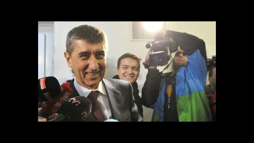 Video O údajné spolupráci Babiše s StB zatím soud nerozhodl
