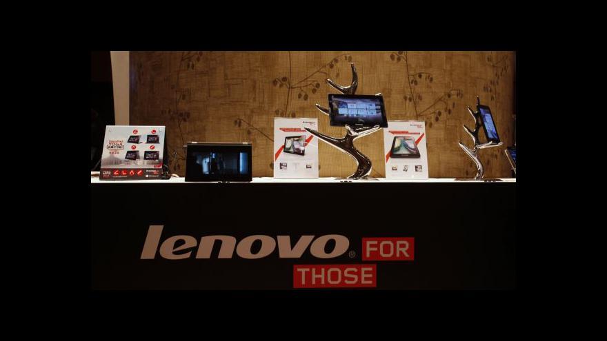 Video Novým vlastníkem Motoroly se stane Lenovo
