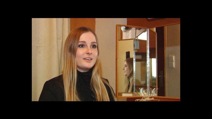 Video Martina Šnytová o nominaci na Thálii