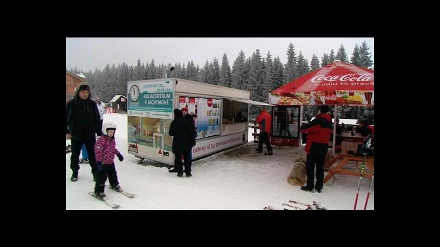 Video Antonín Bruštík o kontrolách ČOI v horských střediscích