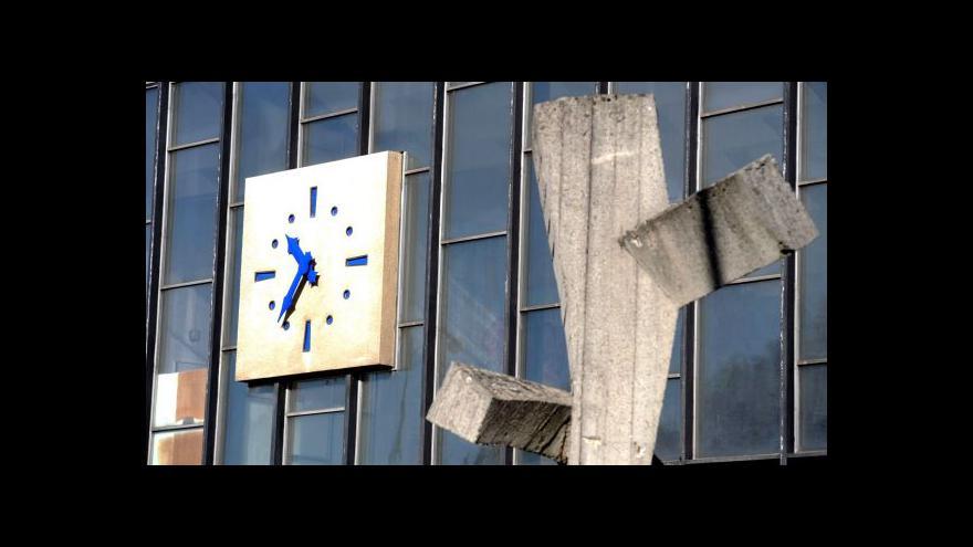 Video Havířovský Směrník se rozpadá