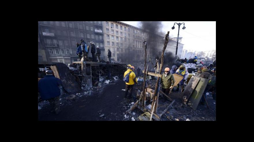 Video Zaorálek: Ukrajina musí jednat s oběma sousedy