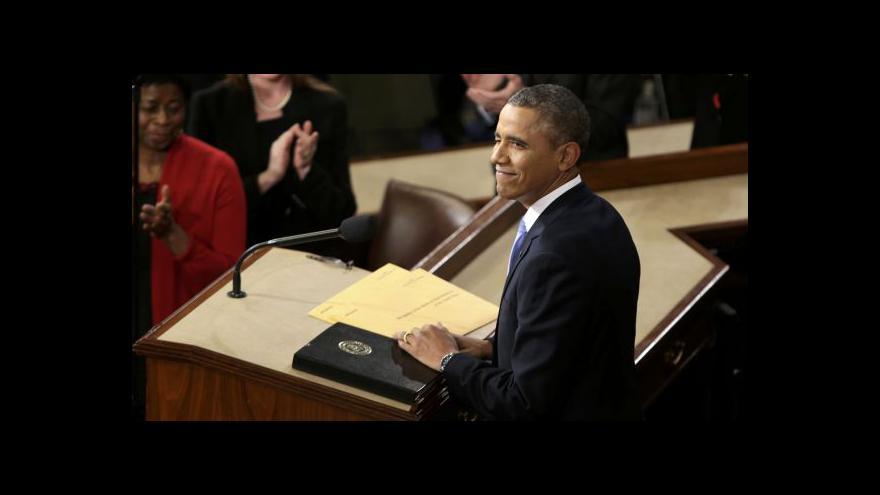Video Obama chce v USA zvednout minimální mzdu