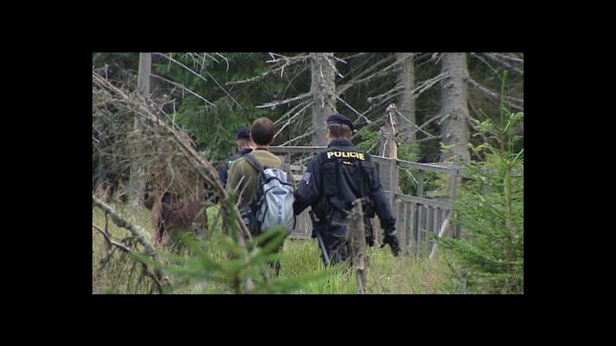Video David Havlena o verdiktu o rozpuštění šumavské blokády