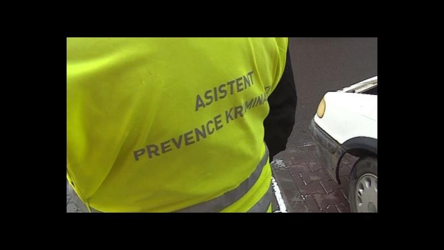Video Téma prevence kriminality v UVR