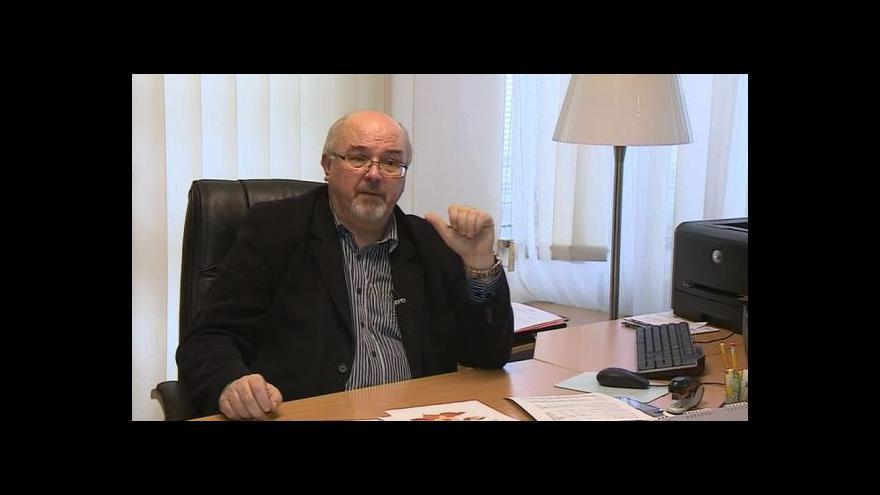 Video Hovoří nový ředitel Jan Marek