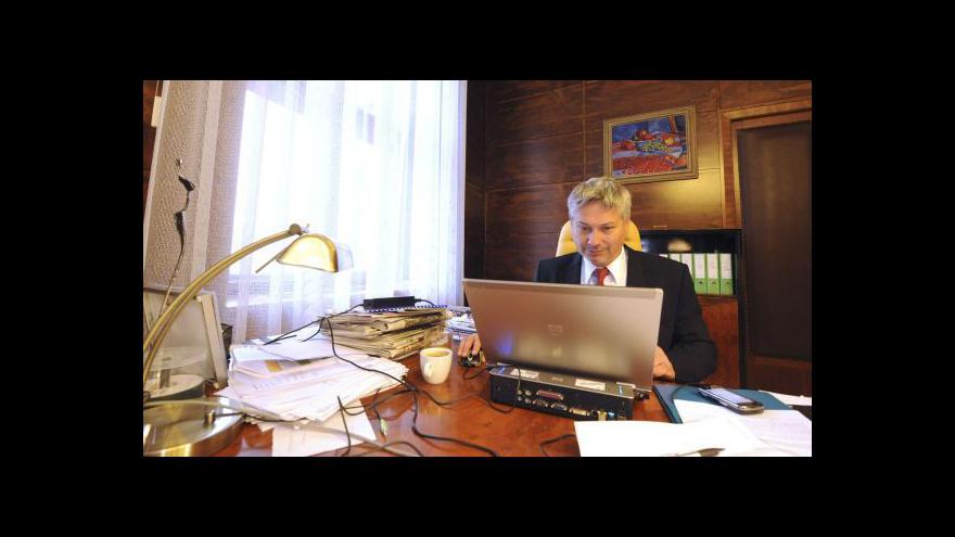 Video Radek Wiglasz o vyloučení Petra Kajnara