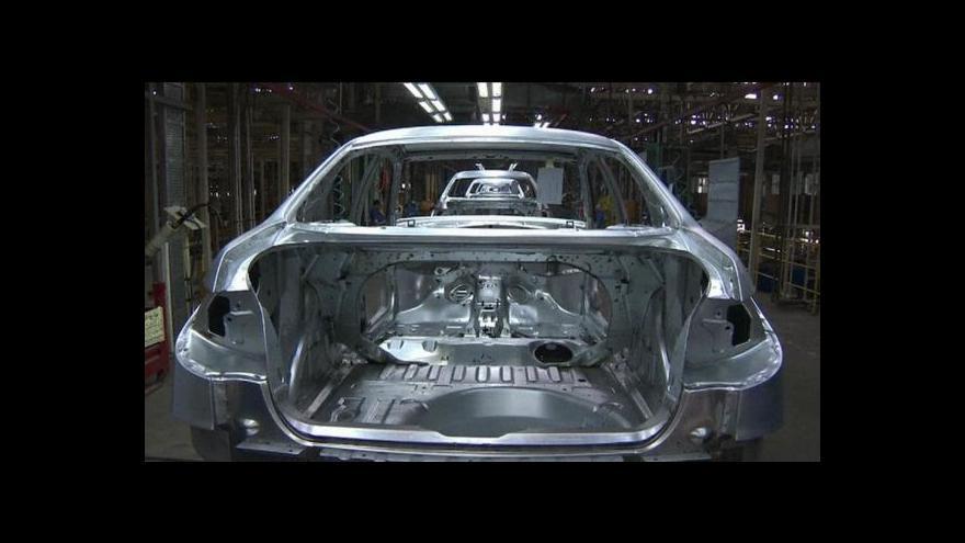 Video Ekonomika ČT24: Příležitost pro automobilky v Íránu