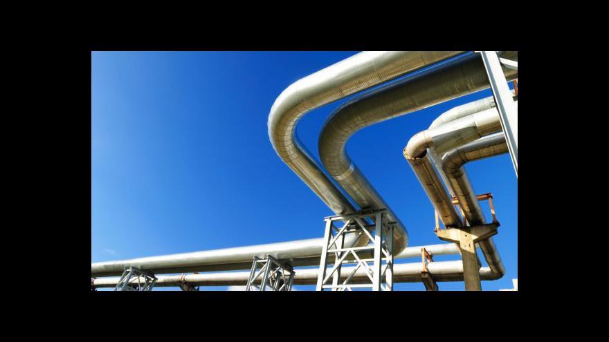 Video Ekonomika ČT24: MND chce dodávat plyn domácnostem