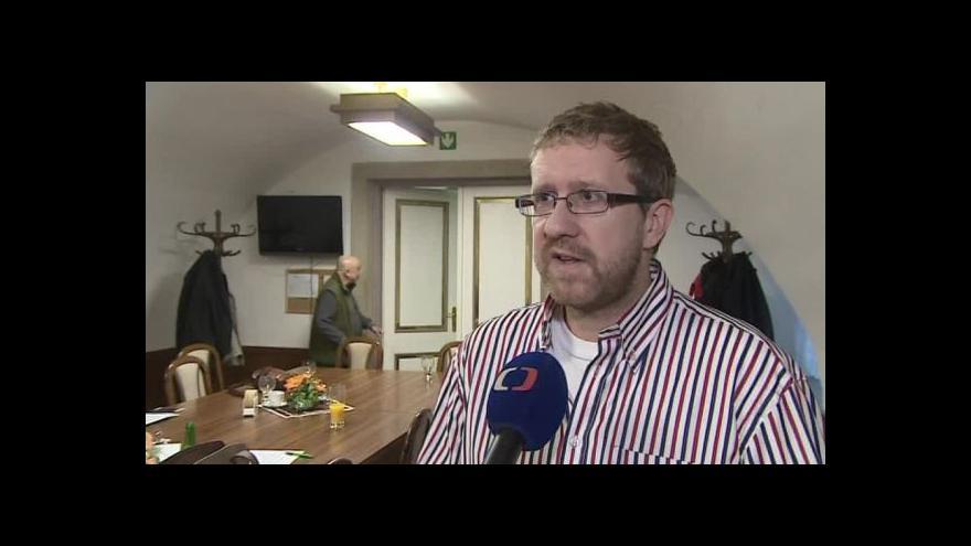 Video Opoziční zastupitel Martin Ander (SZ) o územním plánu