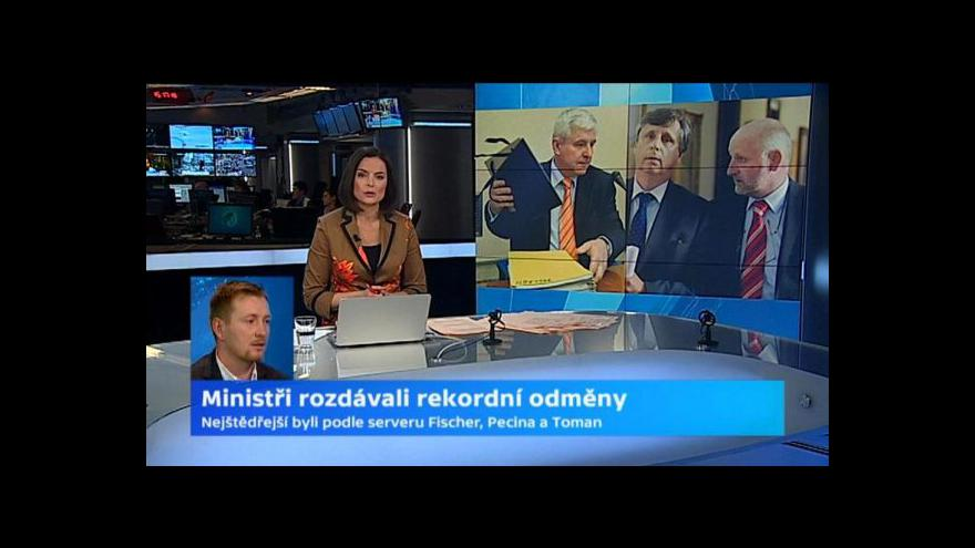 Video Rozhovor s Radkem Kedroněm ze serveru Lidovky.cz