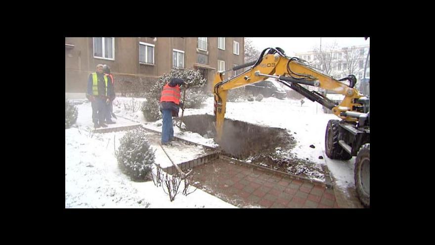 Video Filip Horký o výpadku dodávek tepla do škol v Praze 10