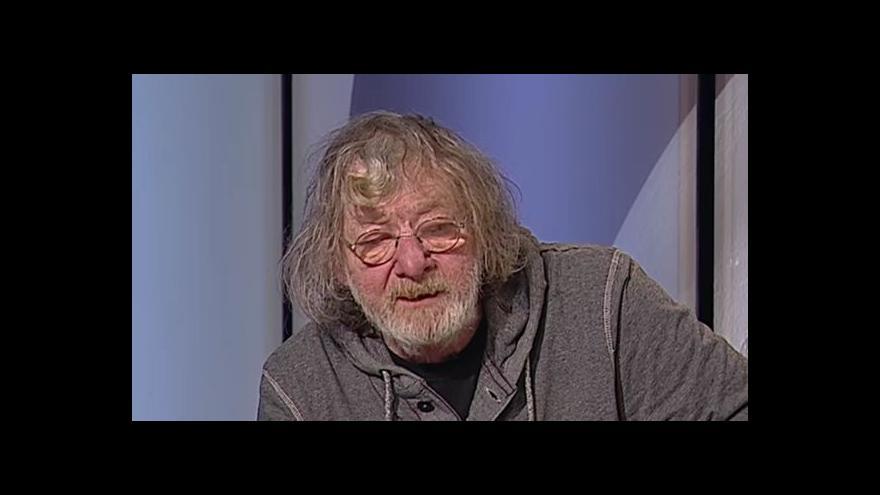 Video Rozhovor s Janem Hrubým