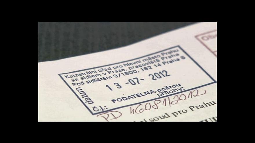 Video Události: Pozor na podvody, hlídejte si katastr