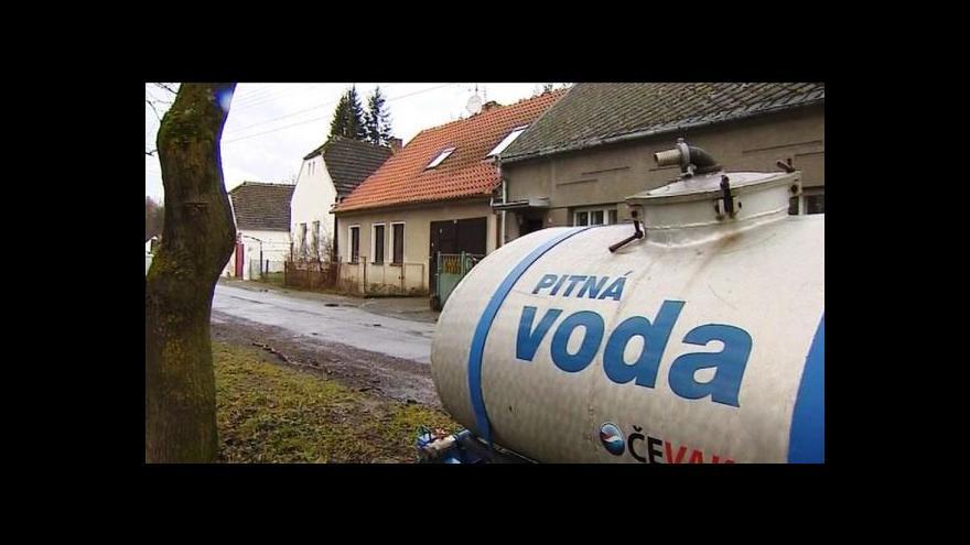 Video Mirotice se připojí na vodovod