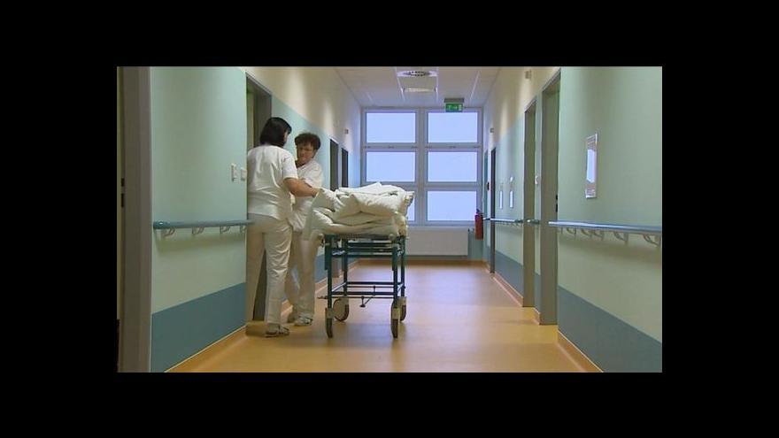 Video Dvě miliardy by mělo mít zdravotnictví v půlce roku