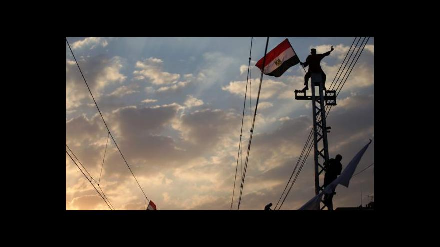 Video Výročí bouří v Egyptě přineslo další násilnosti