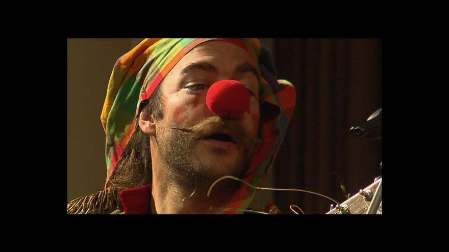 Video Cirkus v Bohnicích tématem Událostí, komentářů