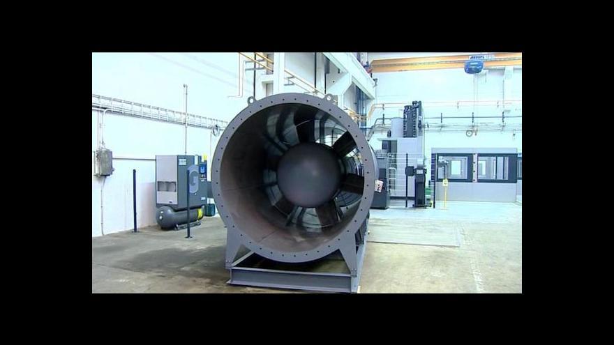Video Pražské metro odvětrávají ventilátory z jižních Čech