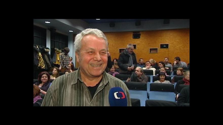 Video Rozhovor s Viktorem Kolářem