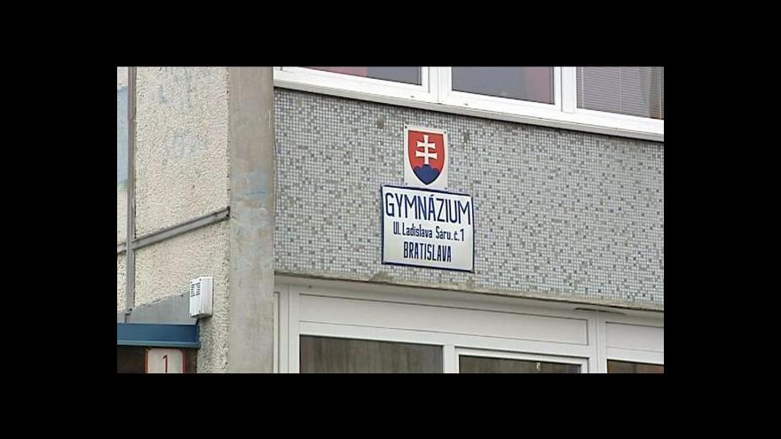 Video Horizont 24: Bratislava chce omezit osmiletá gymnázia