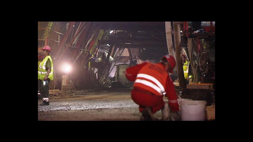 Video Soud nařídil Metrostavu dostavět Blanku
