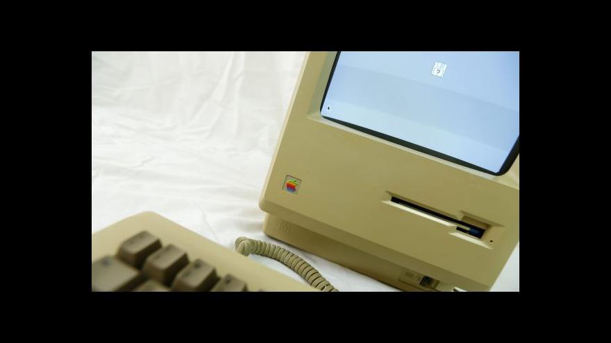 Video První úspěšný osobní počítač s grafickým uživatelským rozhraním