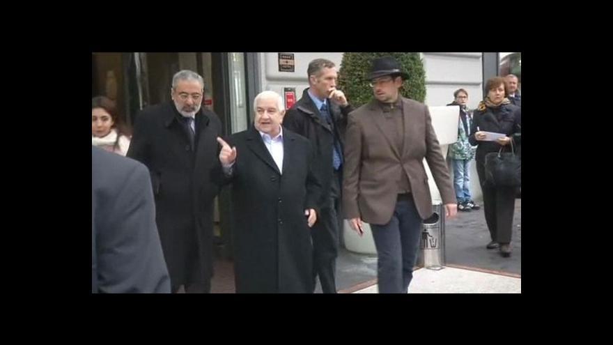 Video Petr Zavadil informuje o průběhu konference v Ženevě