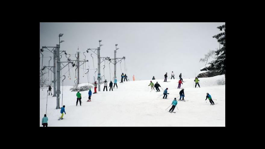 Video Vstup Josefa Kvasničky k lyžařské sezoně