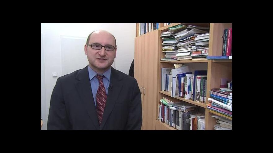 Video Politolog Lubomír Kopeček o členských základnách