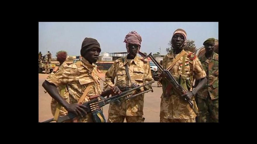 Video Dohoda o příměří v Jižním Súdánu