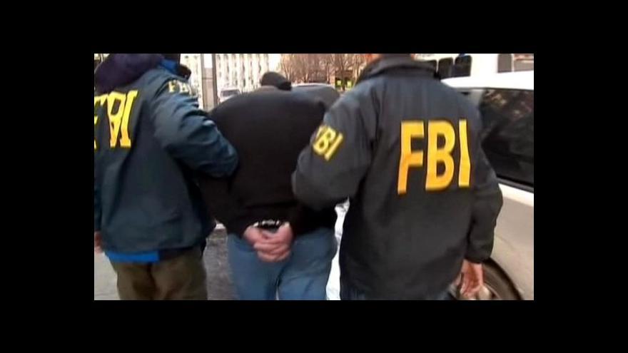 Video Mafiáni spojení se slavnou newyorskou loupeží dopadeni