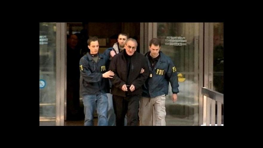Video Mafiáni: Slavné zloděje zadrželi v USA po 35 letech