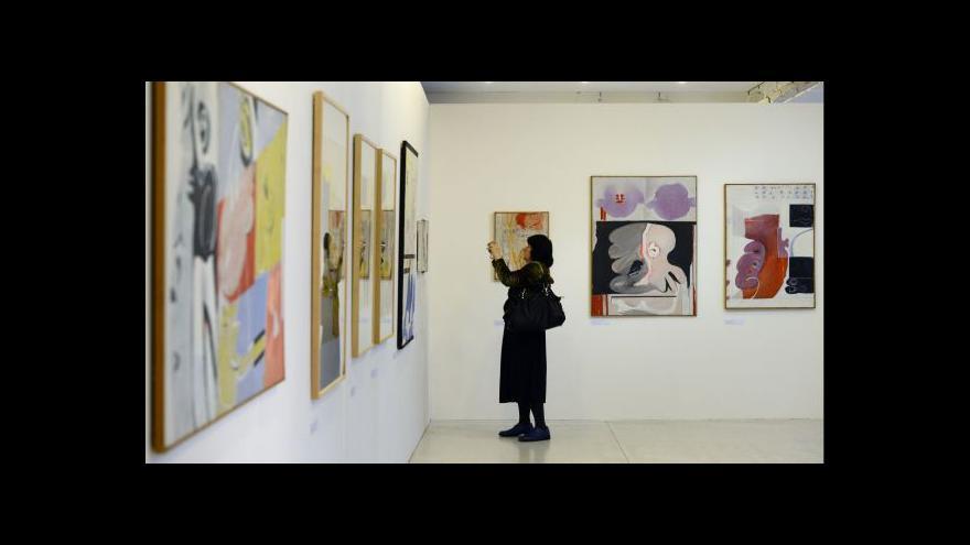 Video Kurátorka Helena Musilová: Volráb byl samorost