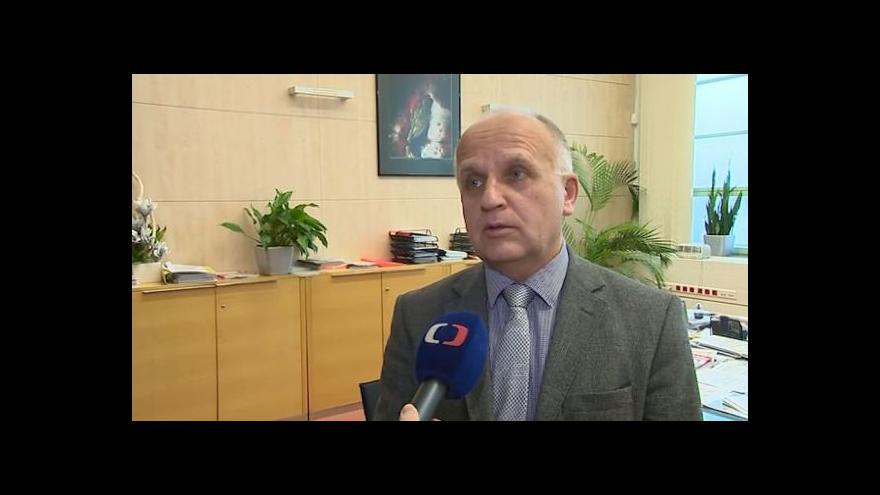 Video Hovoří krajský radní pro zdravotnictví Lubomír Nečas (SPOZ)