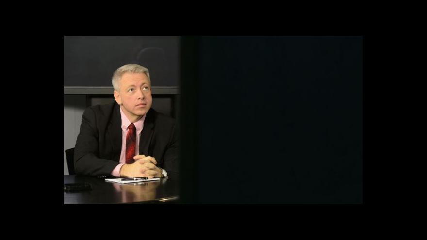 Video Chovanec: O policejním prezidentovi rozhodnu, nemusí to nutně být Červíček