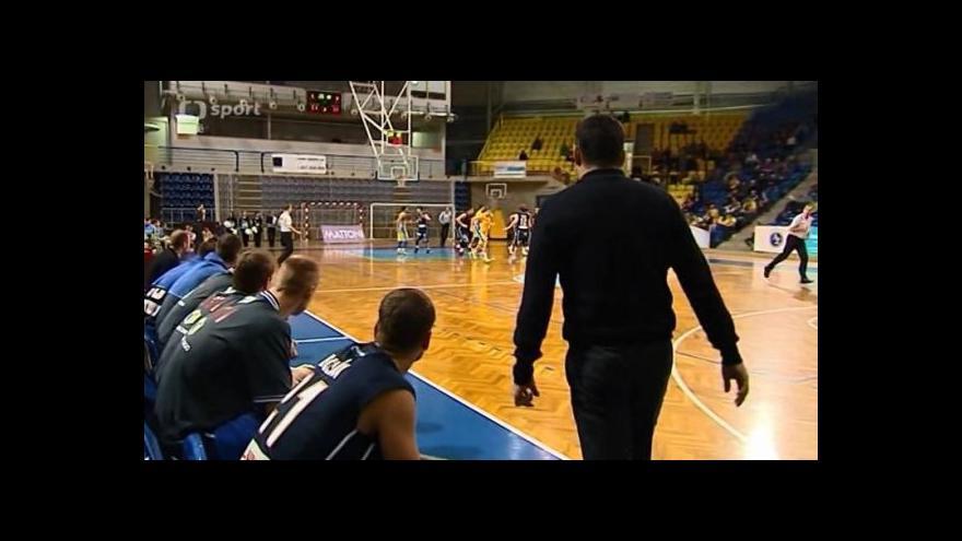 Video Sestřih basketbalu Opava - Děčín