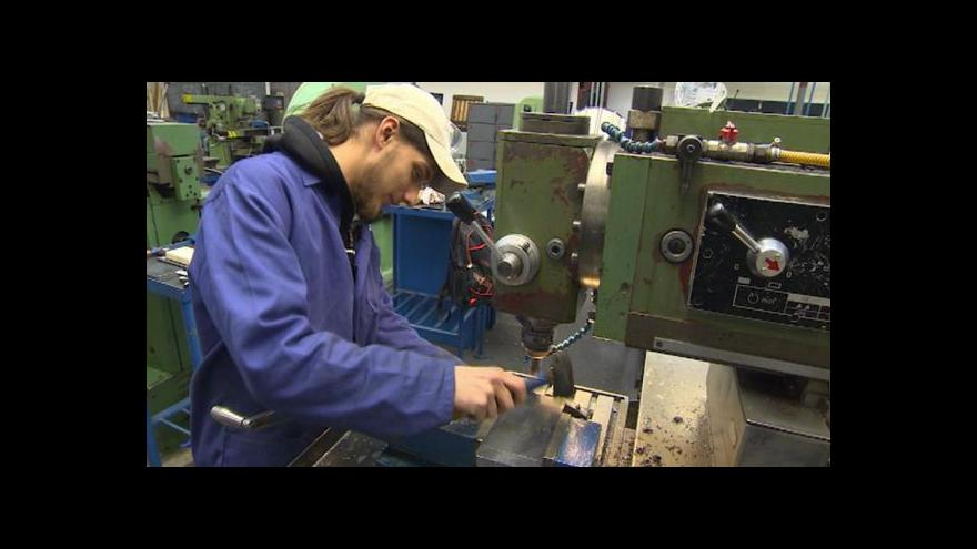 Video Třemošnickou průmyslovku může zachránit spolupráce s podniky