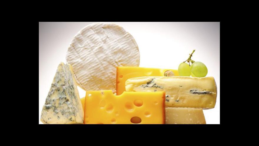 Video Události o přehlídce sýrů