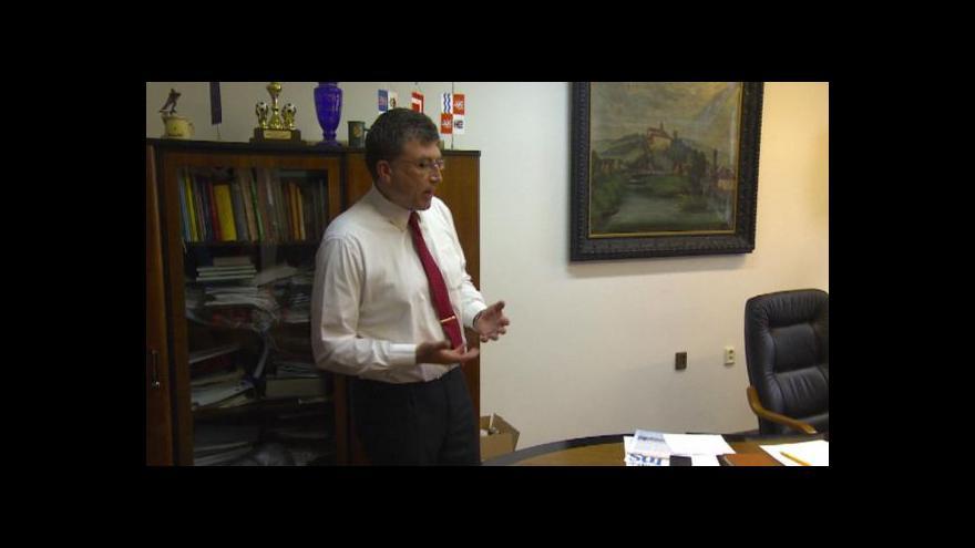 Video Obyvatelé Ledče sepisují petice proti úpravám zeleně