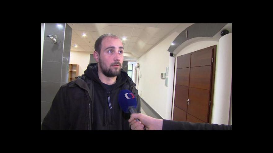 Video Odvolací soud: Vondroušův čin byl útok na úřední osobu