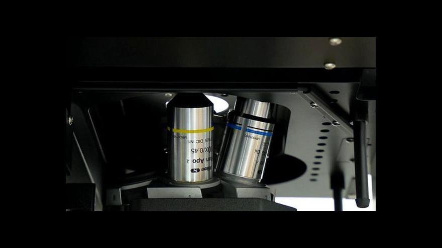 Video Nový supermikroskop se dostane na molekulární úroveň