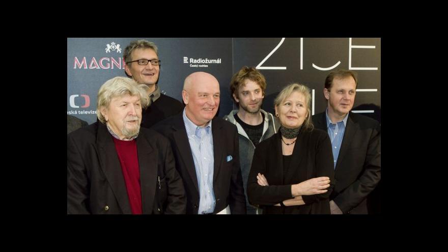 Video Vyhlášení nominací na 21. ročník cen Český lev